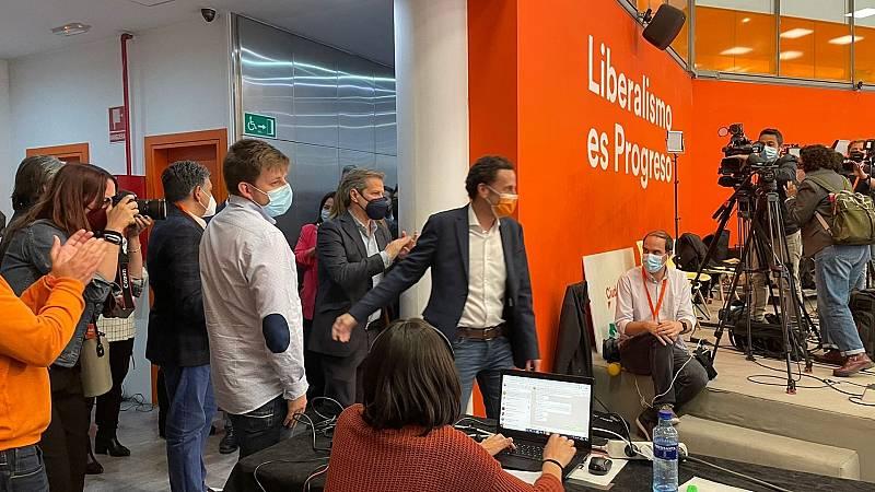 Especiales informativos RNE - Ciudadanos desaparece de la Asamblea de Madrid