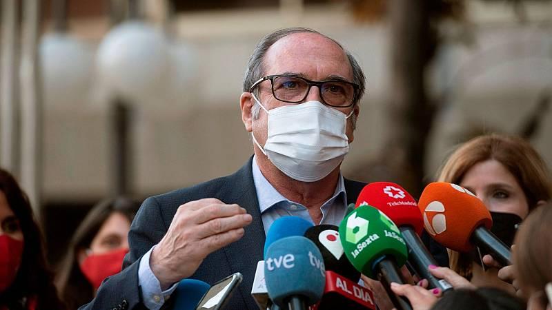 """Especiales informativos RNE - Gabilondo: """"No son buenos resultados, no lo he logrado y lo lamento"""" - Escuchar ahora"""