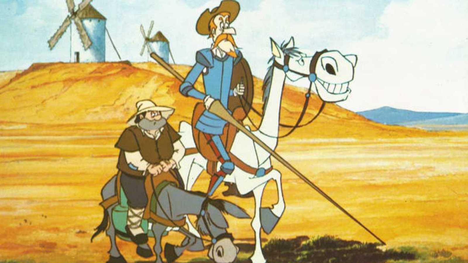 El gallo que no cesa - La larga y provechosa trayectoria del dibujante Cruz Delgado - Escuchar ahora