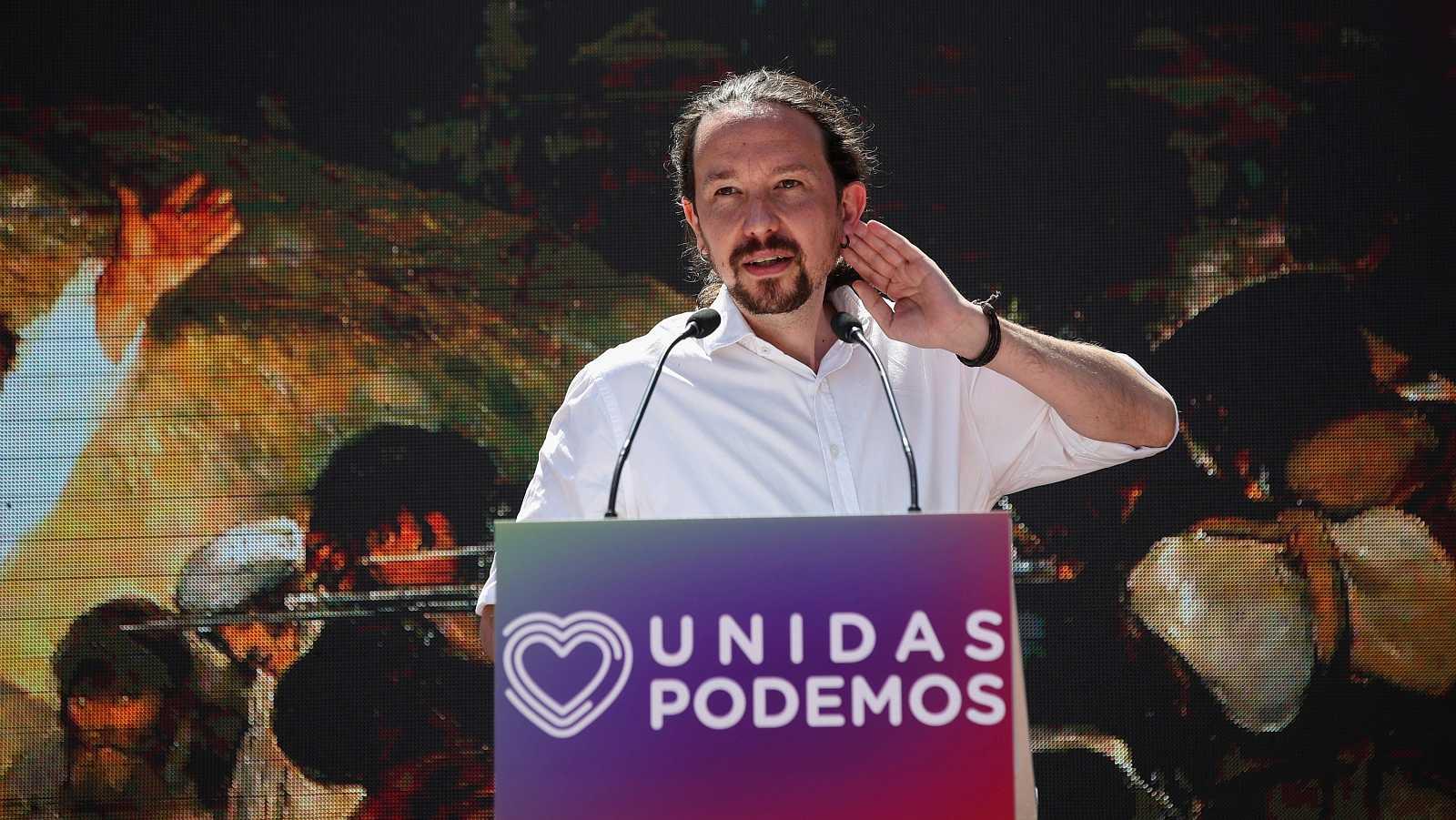 Las mañanas de RNE con Íñigo Alfonso - La frenética carrera política de Pablo Iglesias: del 15M a la vicepresidencia del Gobierno - Escuchar ahora