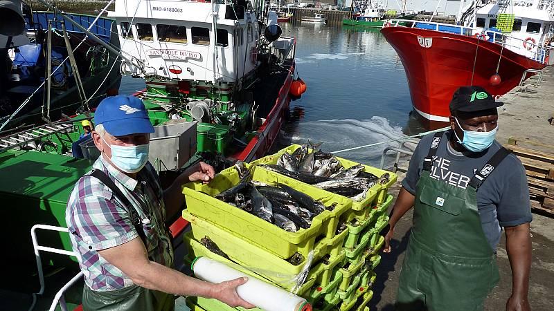 Españoles en la mar - El convenio Internacional sobre el trabajo en la pesca - 04/05/21 - escuchar ahora