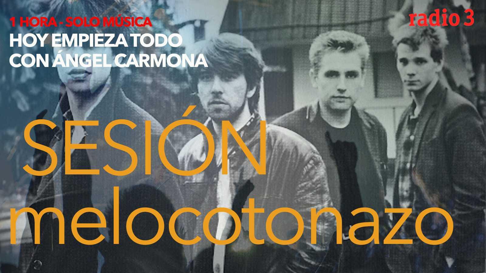 Hoy empieza todo con Ángel Carmona - #SesiónMelocotonazo: Echo & The Bunnymen, Radio Futura, Veps... - 05/05/21 - escuchar ahora