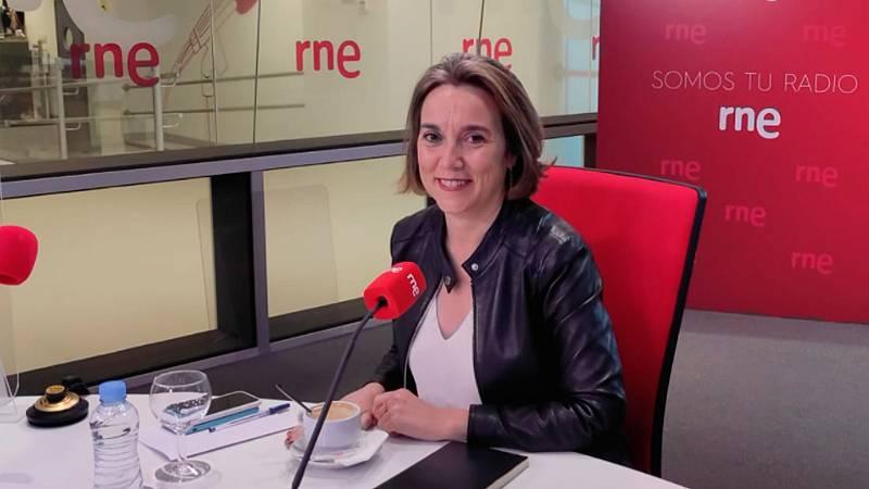 """Las mañanas de RNE con Íñigo Alfonso -  Cuca Gamarra (PP): """"La cuenta atrás de Sánchez ha comenzado"""" - Escuchar ahora"""