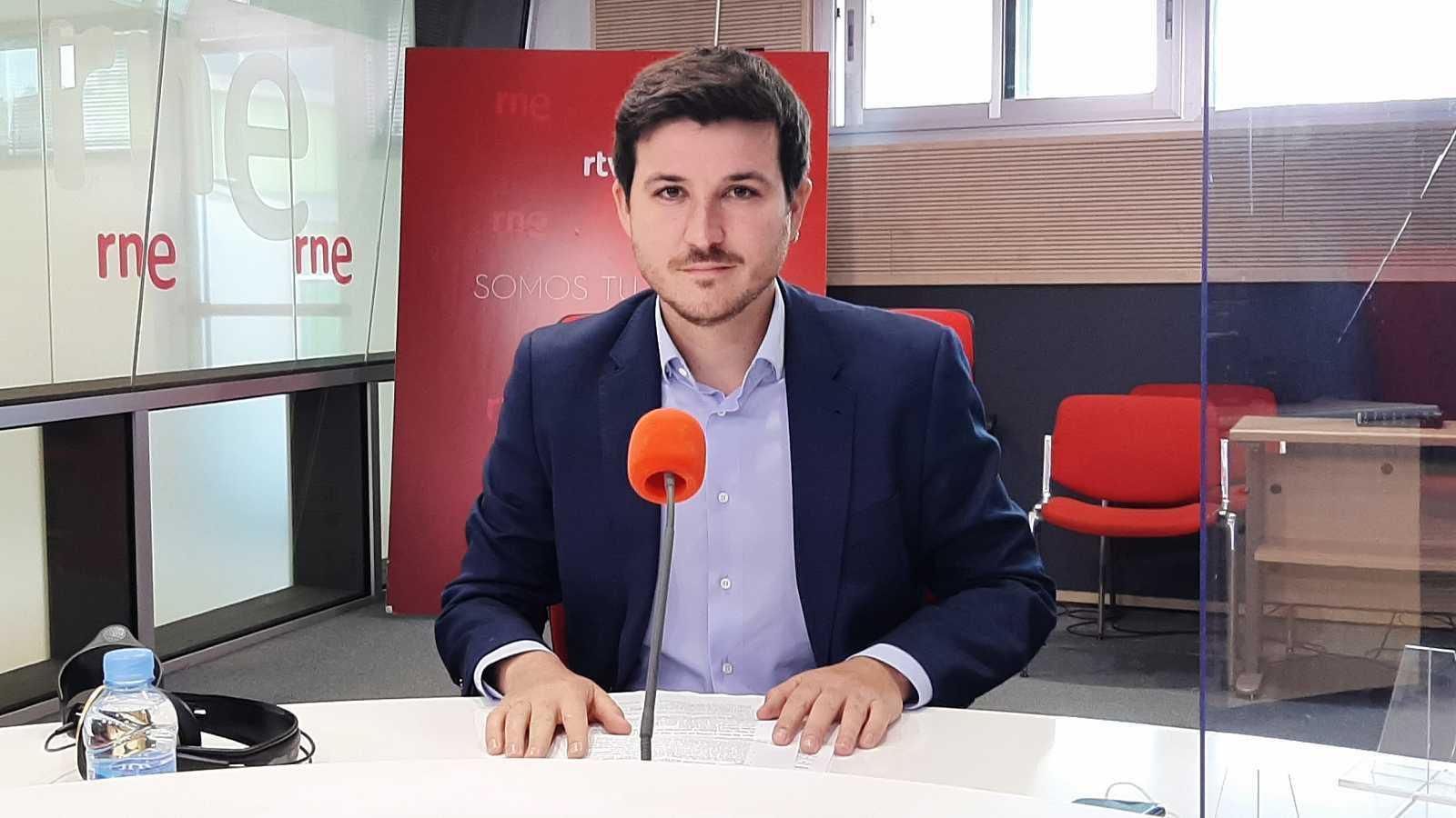 """Las mañanas de RNE con Íñigo Alfonso - Pablo Gómez Perpinyà (Más Madrid): """"La izquierda debe reflexionar"""" - Escuchar ahora"""
