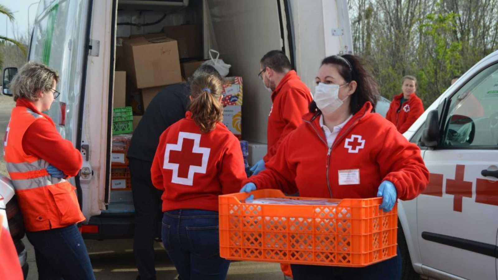 """Las mañanas de RNE con Íñigo Alfonso - Día Mundial de la Cruz Roja: """"Todo lo que hacemos es gracias a la aportación de la sociedad"""" - Escuchar ahora"""