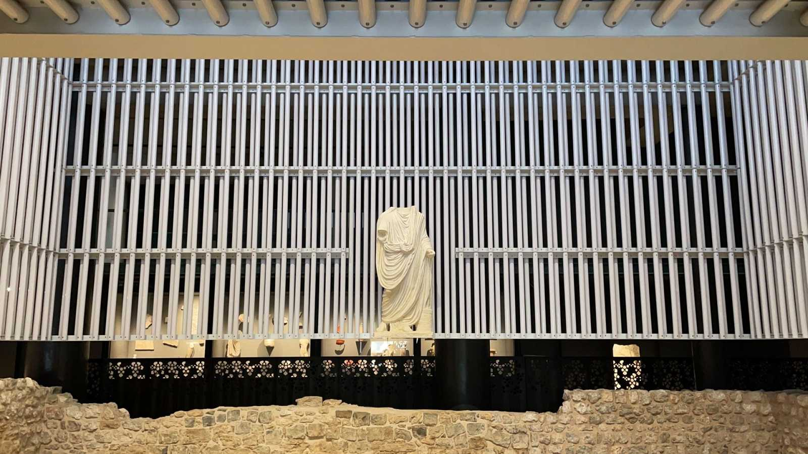 Más cerca - Dos mil años de la Historia de Cartagena, visibles en un Museo - Escuchar ahora