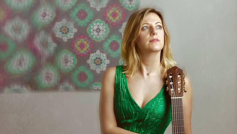 Laura Verdugo - Festival de Guitarra de Madrid - escuchar ahora