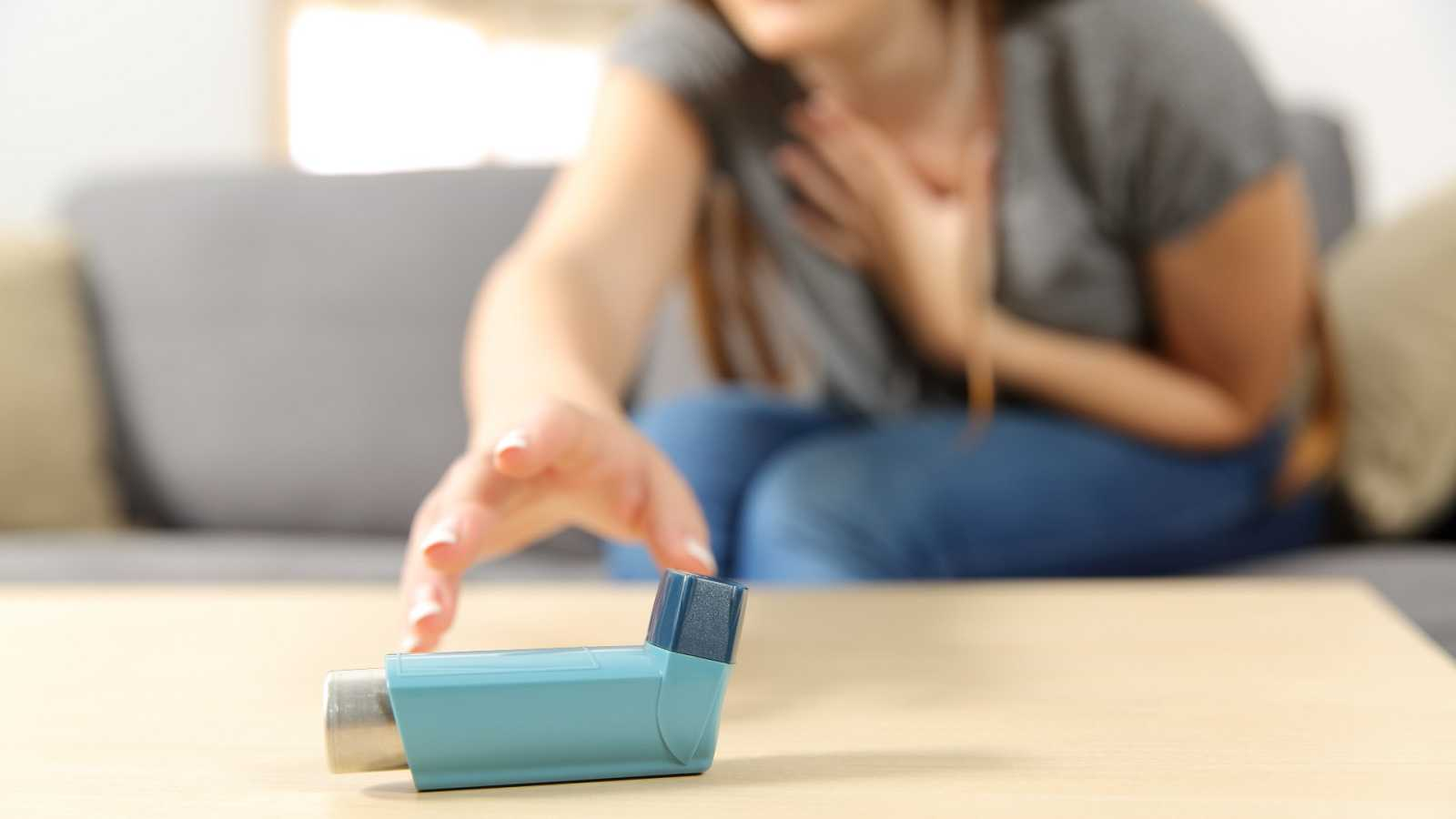 Más cerca - Asma: una enfermedad respiratoria prevalente e infratratada - Escuchar ahora