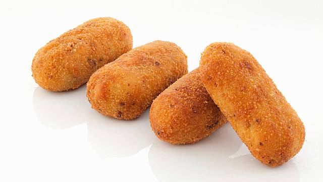 Croquetes 'gourmet' amb Carme Ruscalleda