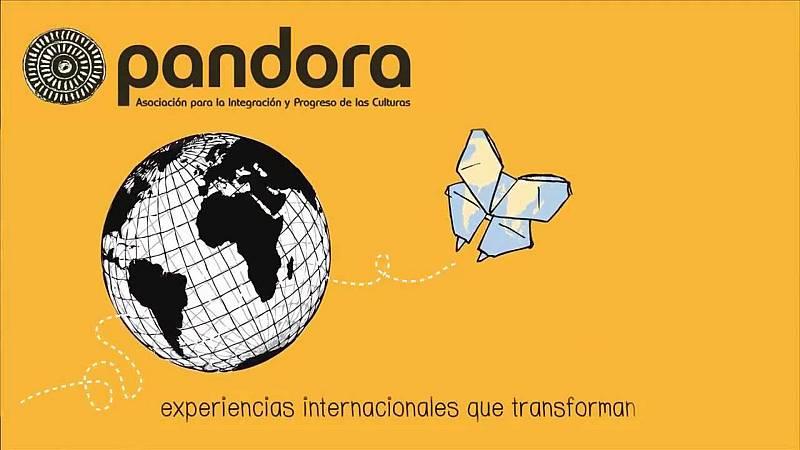 Educar para la paz - Educamos para la paz con la ONG 'AIPC Pandora' - 05/05/21   - Escuchar ahora