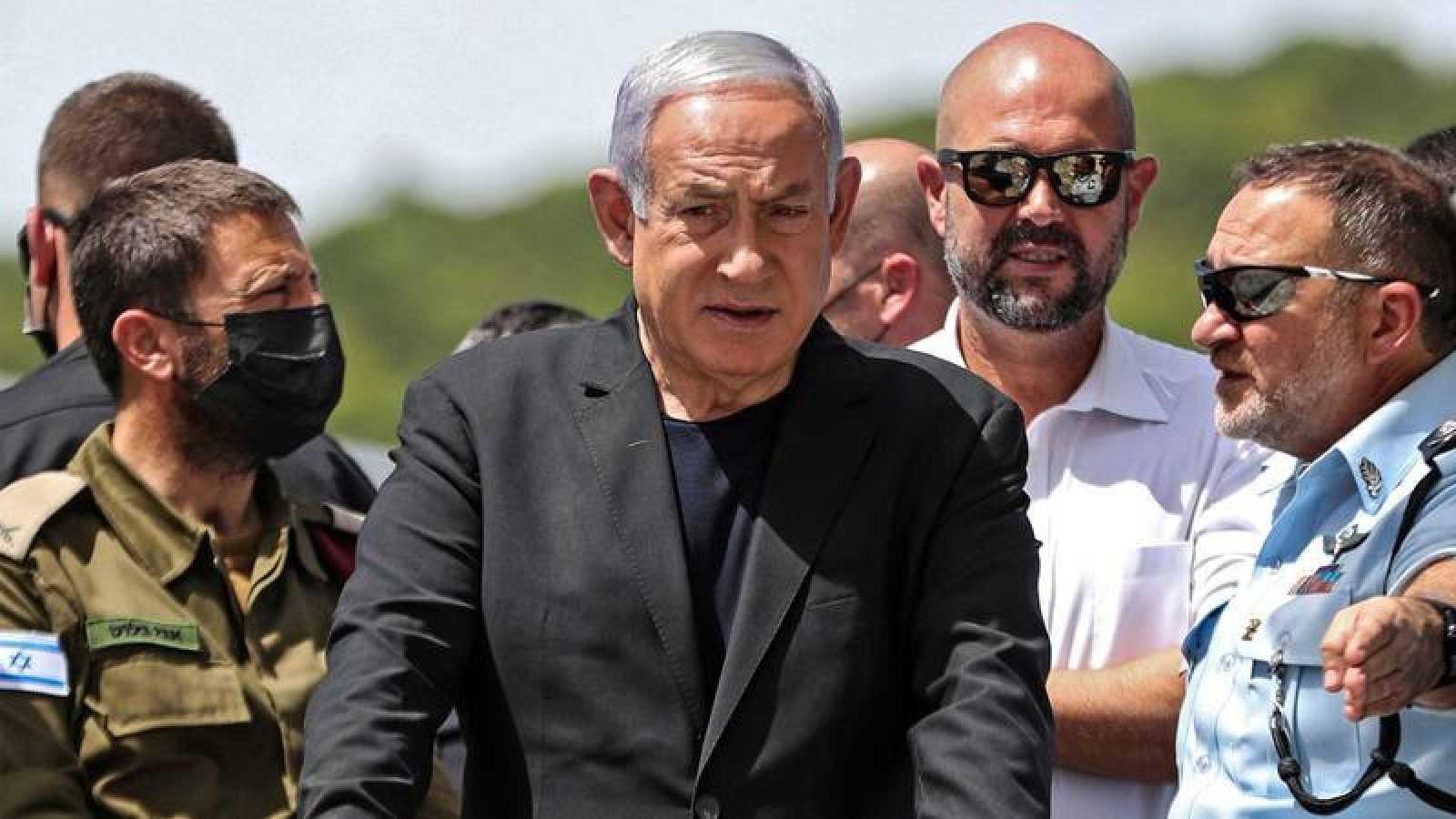 De Boca a Orella - Netanyahu es queda sense termini per formar Govern