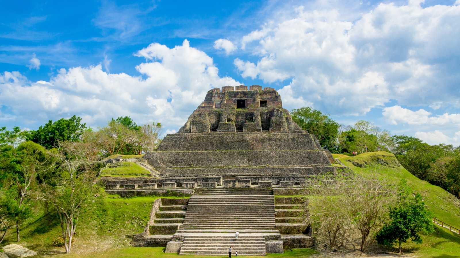 Cinco continentes - Protección perpetua para el Bosque Maya - Escuchar ahora