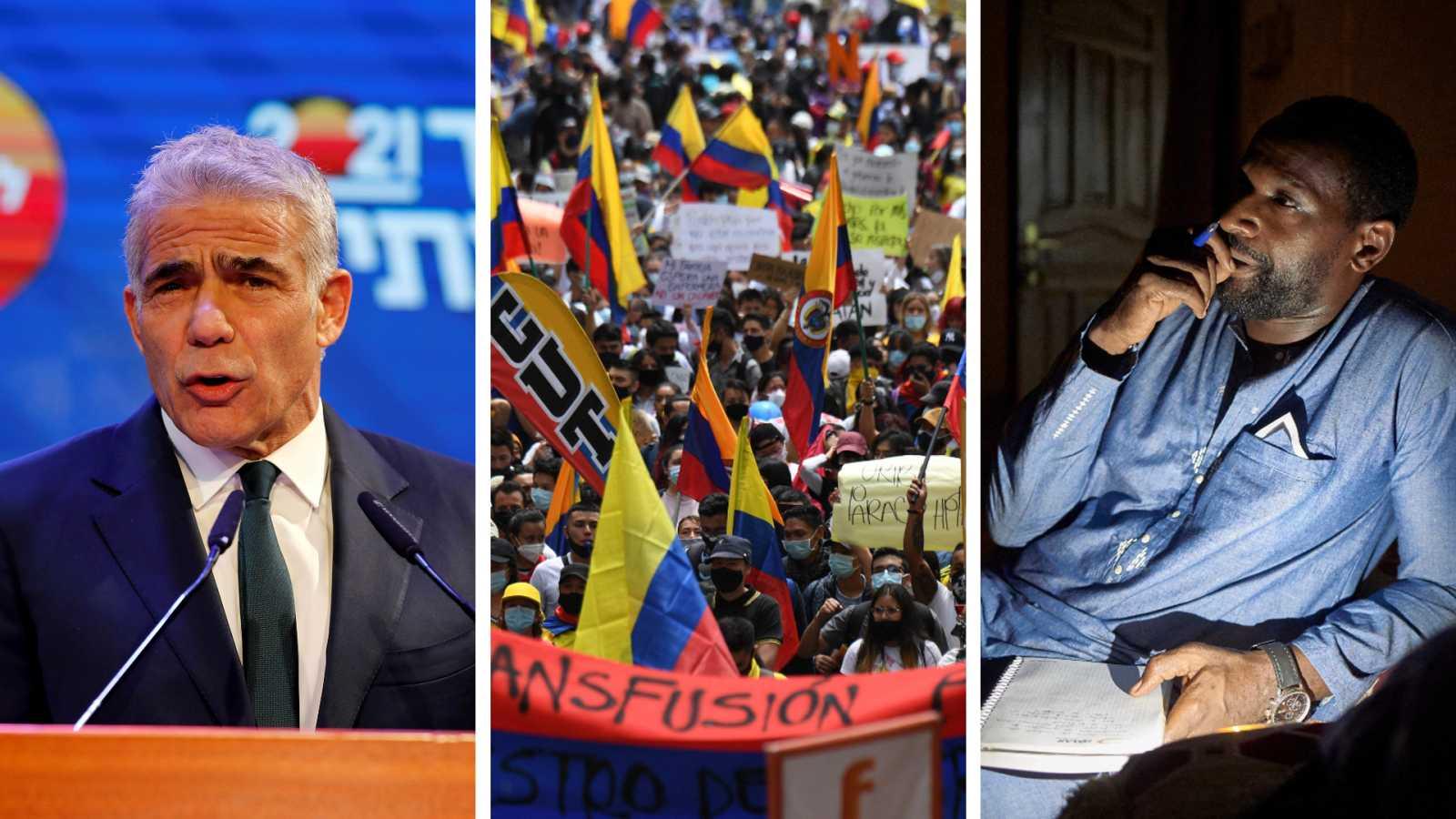 Cinco continentes - Lapid recibe el encargo de formar gobierno en Israel - Escuchar ahora