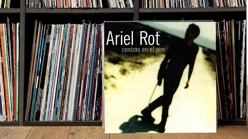 Doce Pulgadas - Cenizas en el Aire: Ariel Rot - Escuchar ahora