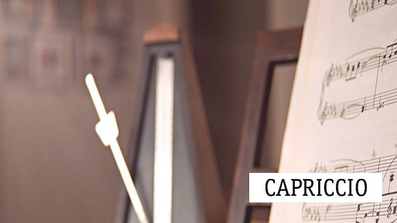 Capriccio - Igor Stravinsky - 05/05/21 - escuchar ahora
