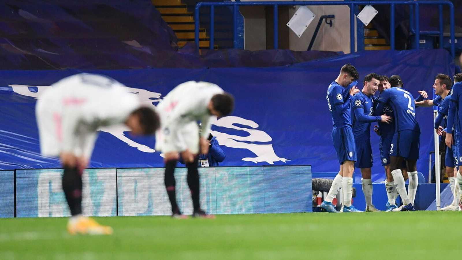 Tablero deportivo - El Real Madrid se queda fuera de la final de la Champions League - Escuchar ahora