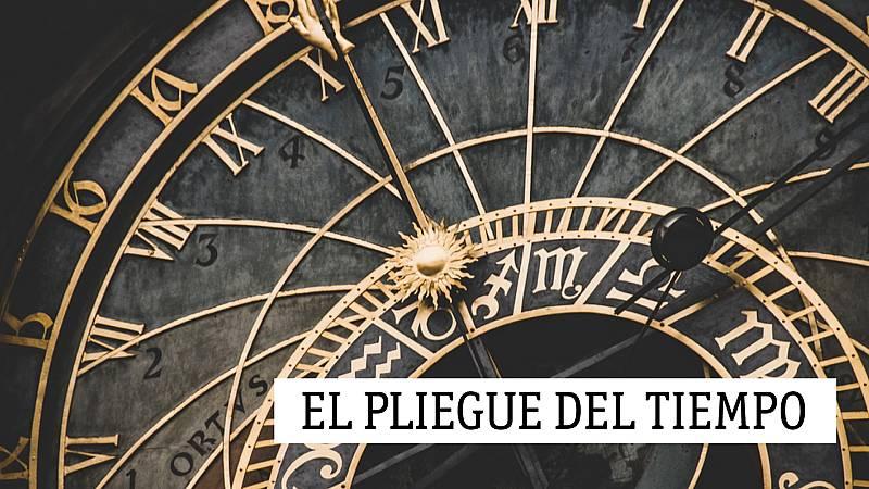 El pliegue del tiempo - José de Torres - 05/05/21 - escuchar ahora