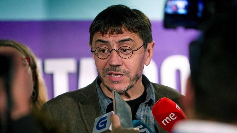 """24 horas - Monedero: """"Iglesias será recordado como uno de los políticos más brillantes del país"""" - Escuchar ahora"""
