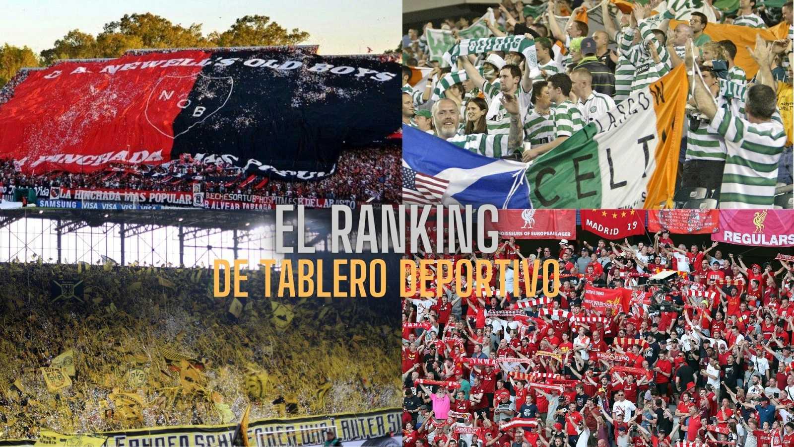 Tablero Deportivo - Ránking: los mejores cánticos de aficionados de fútbol - Escuchar ahora