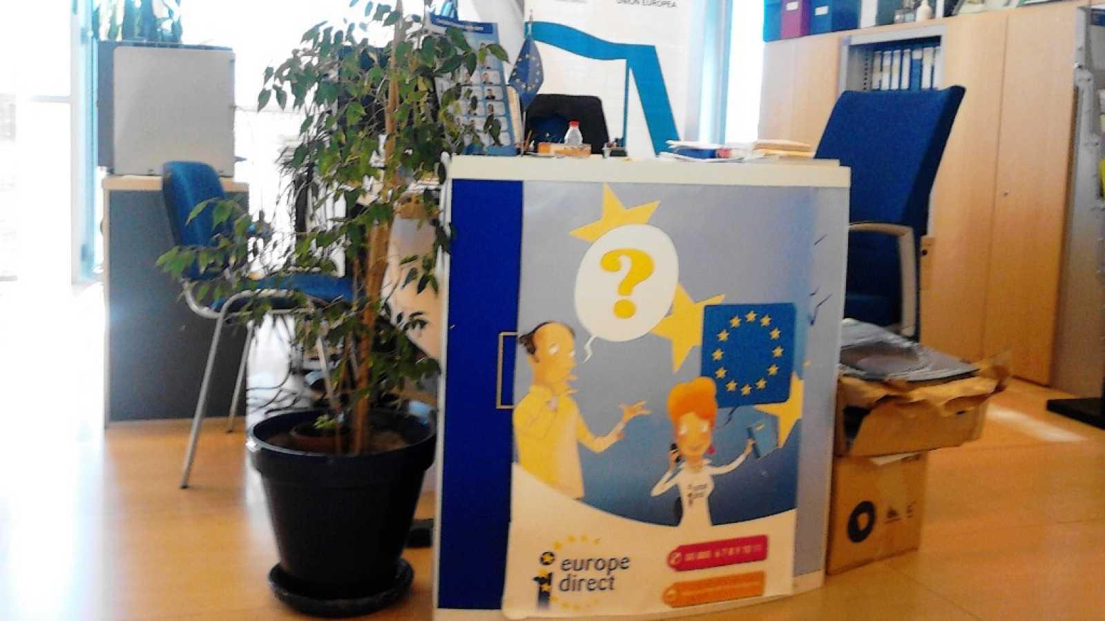 Europa abierta - Centros Europe Direct renovados para acercar más la UE - escuchar ahora