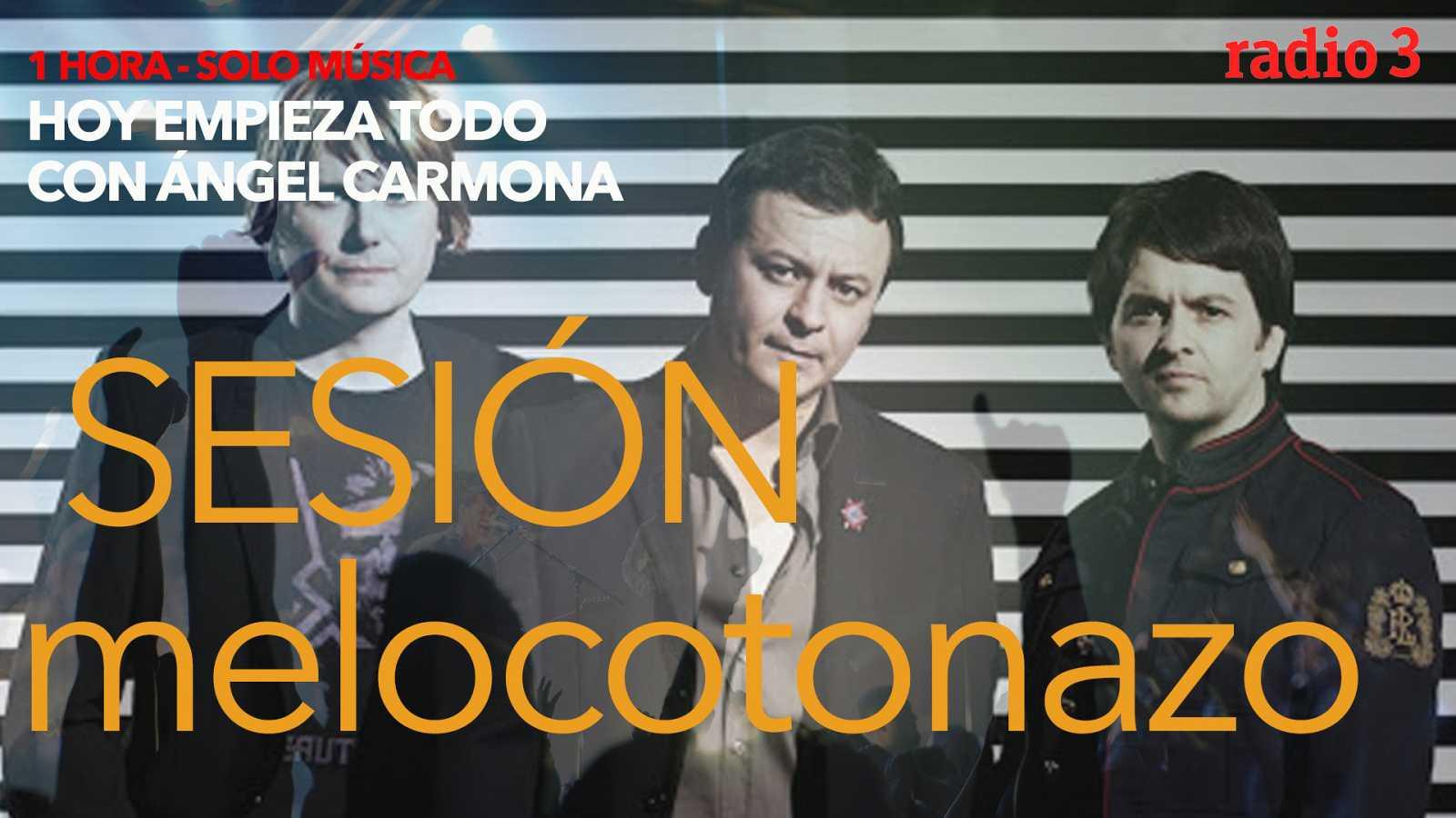 Hoy empieza todo con Ángel Carmona - #SesiónMelocotonazo: Stereolab, Manic Street Preachers, Menta... - 06/05/21 - escuchar ahora