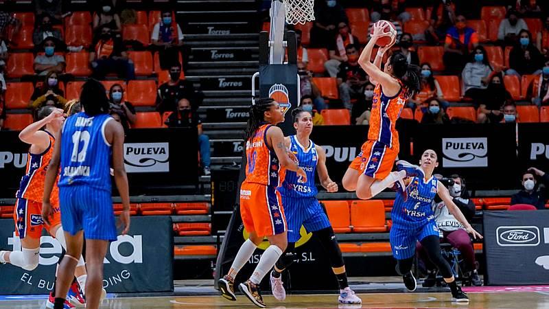 Más altas, más rápidas, más fuertes - Perfumerías Avenida y Valencia Basket - 06/05/21 - Escuchar ahora