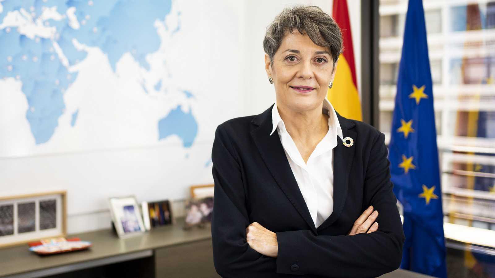 Somos cooperación - UE: cooperar para fortalecer las instituciones - 07/05/21 - escuchar ahora