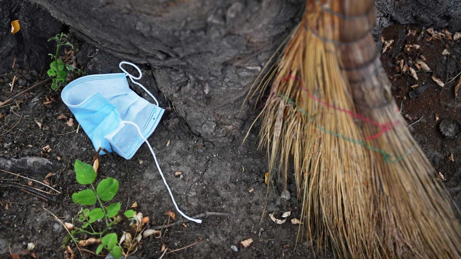 En Directe a Ràdio 4 - Vida Verda: Augment desmesurat de residus sanitaris