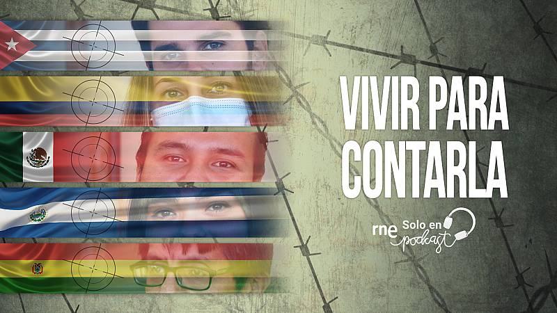 Las cuñas de RNE - 'Vivir para contarla', el podcast que da voz a los periodistas silenciados - Escuchar ahora