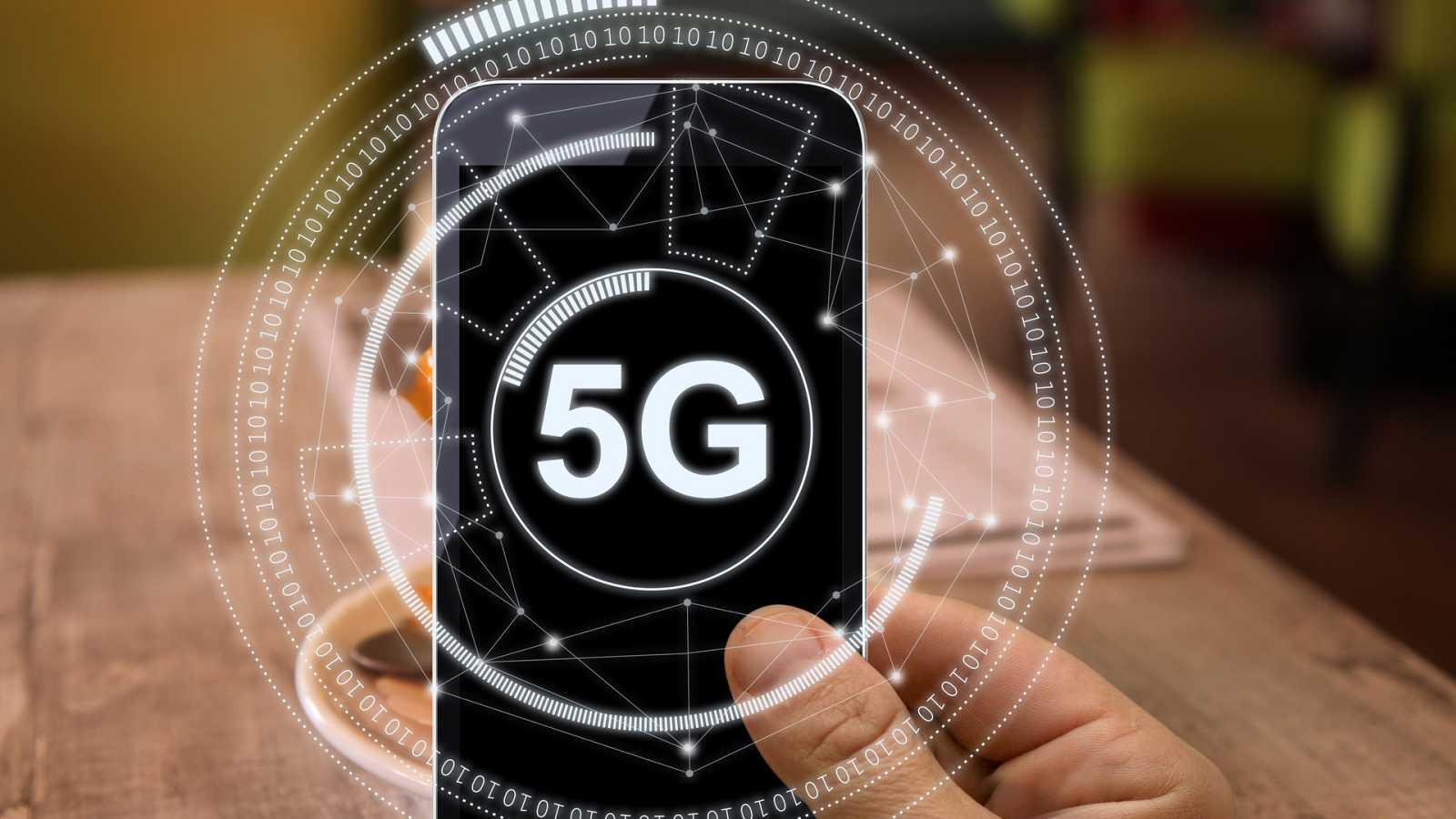Más cerca - Foro de la tecnología 5G - Escuchar ahora