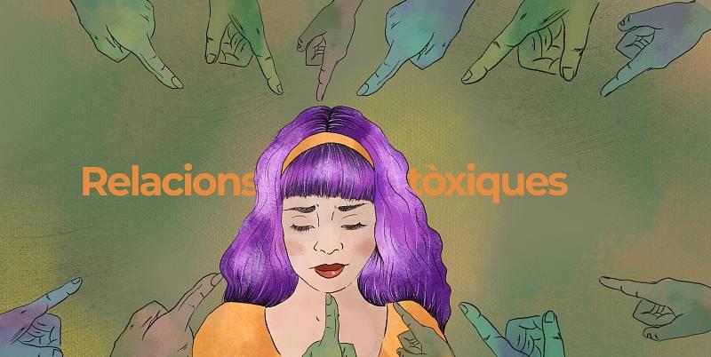 Feminismes - Relacions tòxiques