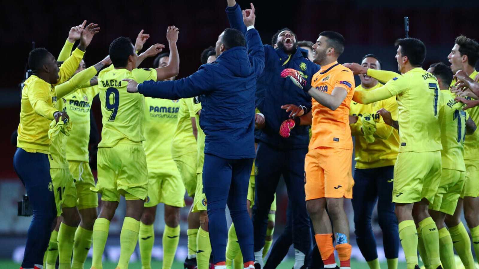 Tablero deportivo - El Villarreal llega a su primera final europea - Escuchar ahora