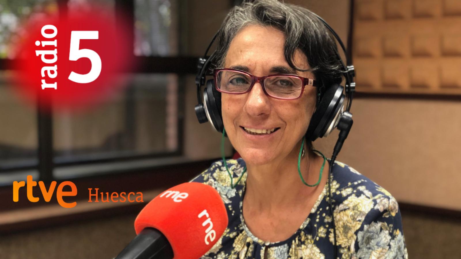 Informativo Huesca  07/05/21   - escuchar ahora