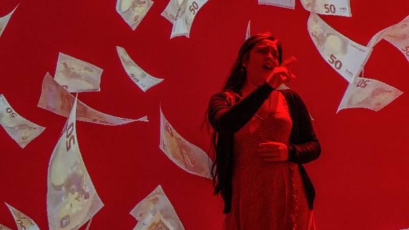 Reportaje: La zarzuela 'Se vende' - escuchar ahora