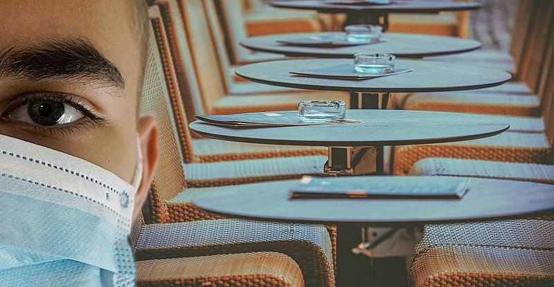 Els restaurants ja podran sopar aquest diumenge.