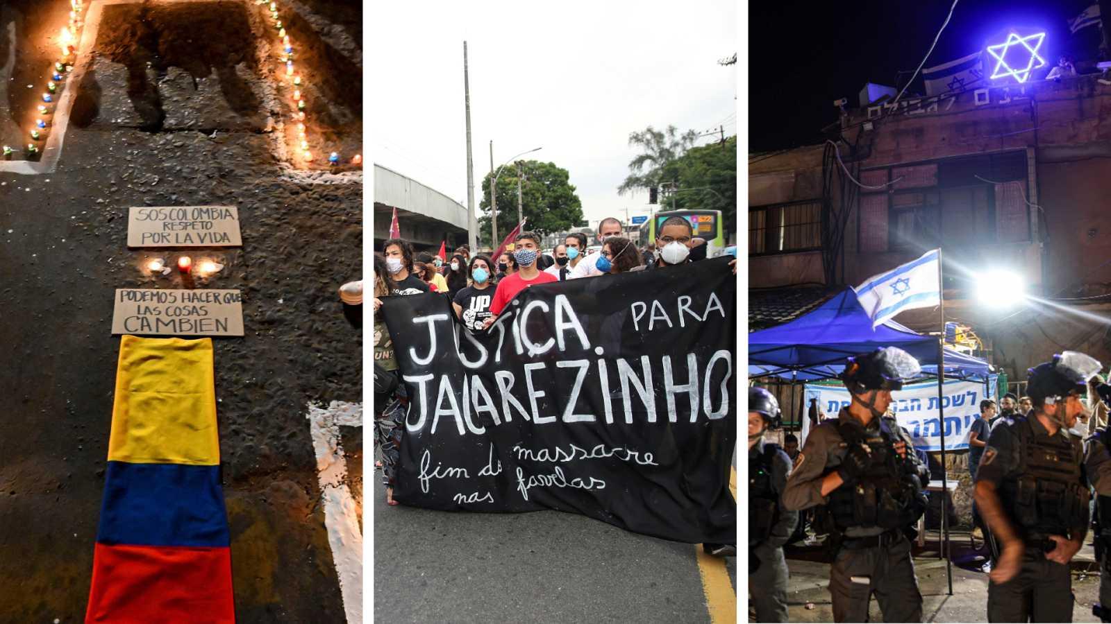 Cinco continentes - Oportunidad para el diálogo en Colombia - Escuchar ahora