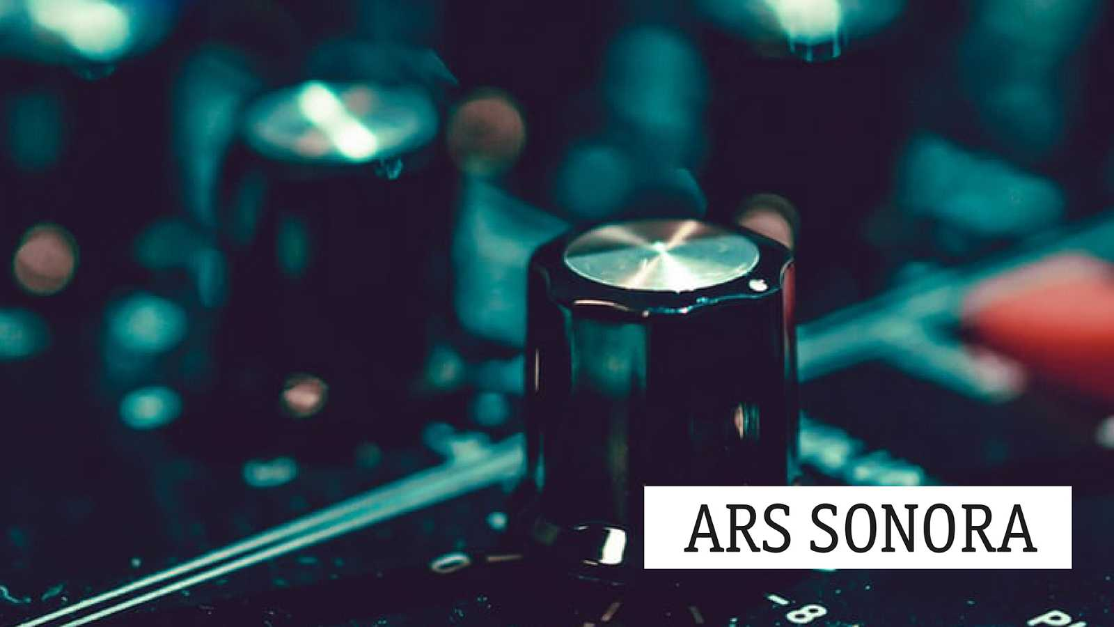 "Ars sonora - ""Aus Trachila"", de Thomas Hummel - 08/05/21 - escuchar ahora"