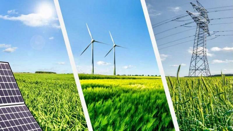 No es un día cualquiera - Las energías renovables - Tertulia - 08/05/2021 - Escuchar ahora