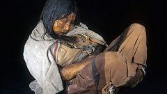Espacio en blanco - Las momias de Llullaillaco - 09/05/21