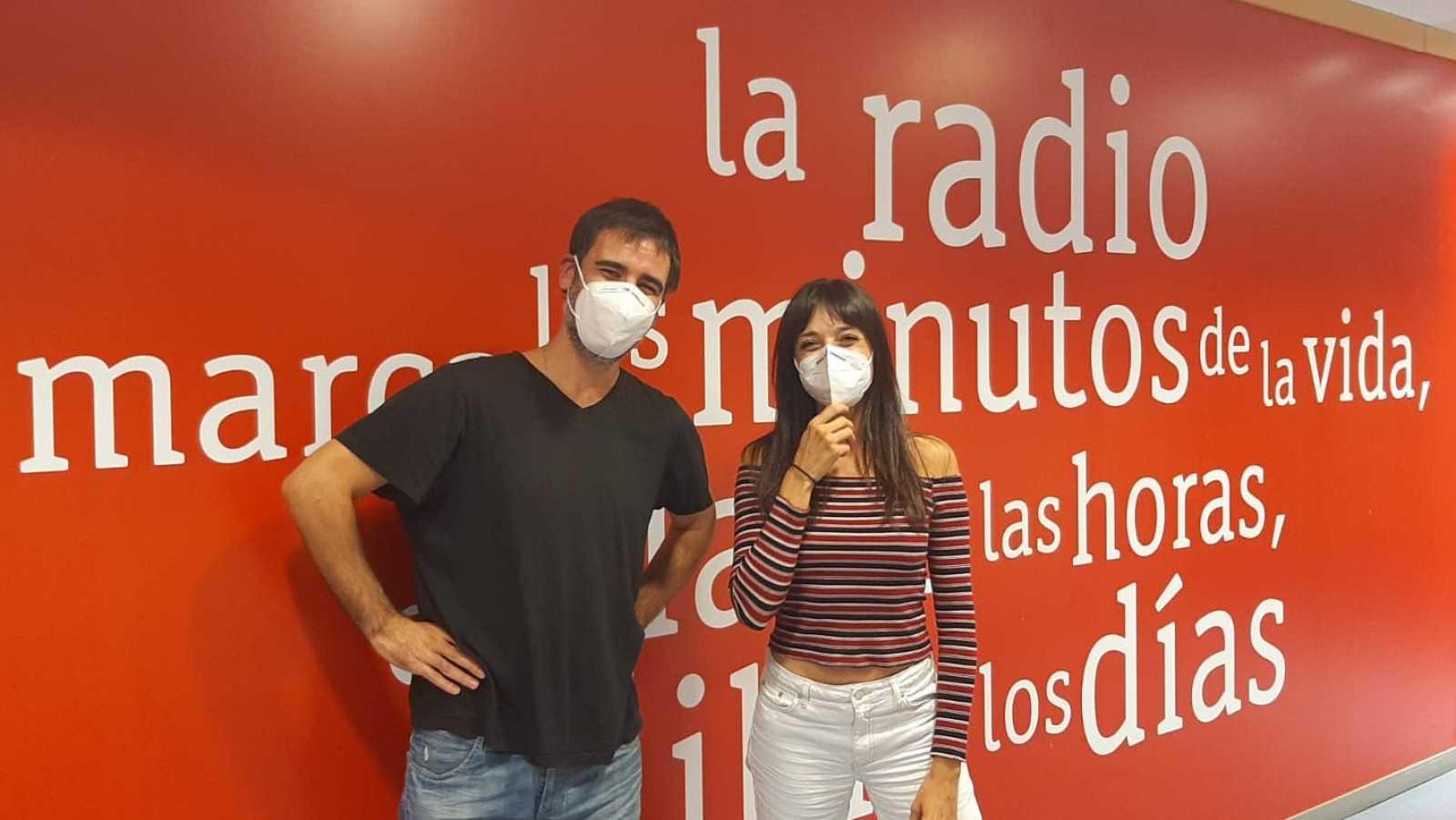 La sala - Trashumantes: Zaira Montes y Elías González en Galicia - 09/06/21 - Escuchar ahora