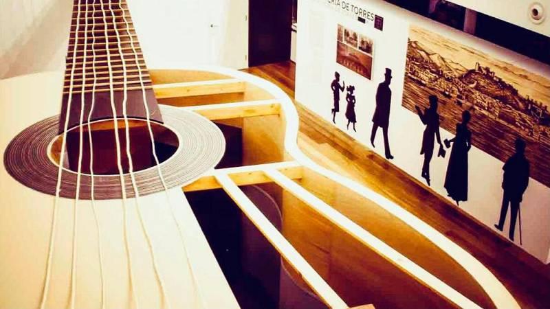No es un día cualquiera - Museo de la Guitarra Española - Carlos del Amor - El Culturódromo - 09/05/2021 - Escuchar ahora