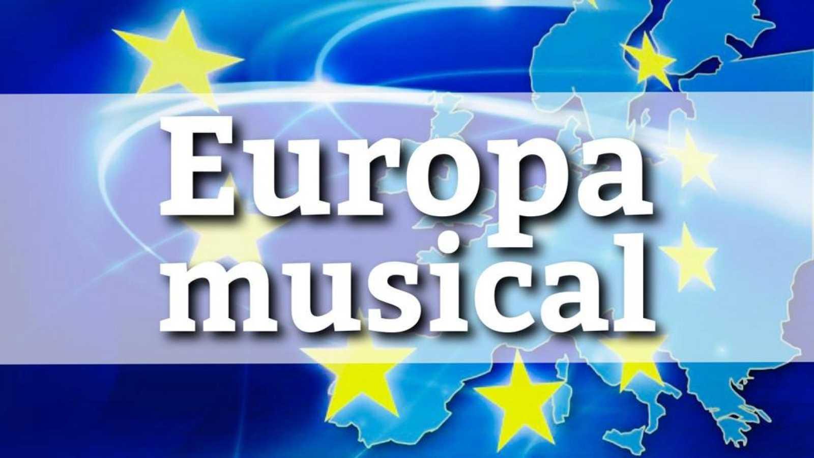 No es un día cualquiera - Europa musical - Andrés Salado - La Platea - 09/05/2021 - Escuchar ahora