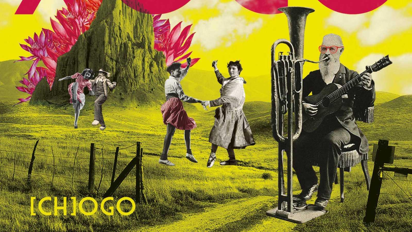 Sonideros: Kiko Helguera - La tierra de los hombres íntegros - 09/05/21 - escuchar ahora