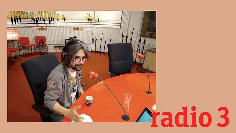 En Radio 3 - Ciencia en el bar - 15/05/21 - escuchar ahora
