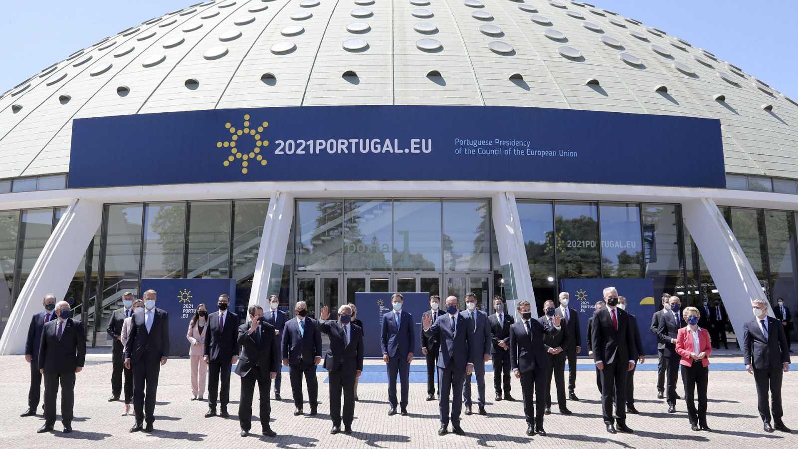 Europa abierta - Se presenta en Oporto la Europa social del futuro - escuchar ahora