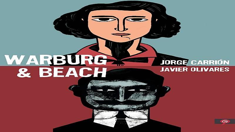Viñetas y bocadillos - Carrión & Olivares 'Walburg & Beach' - 10/05/21 - Escuchar ahora