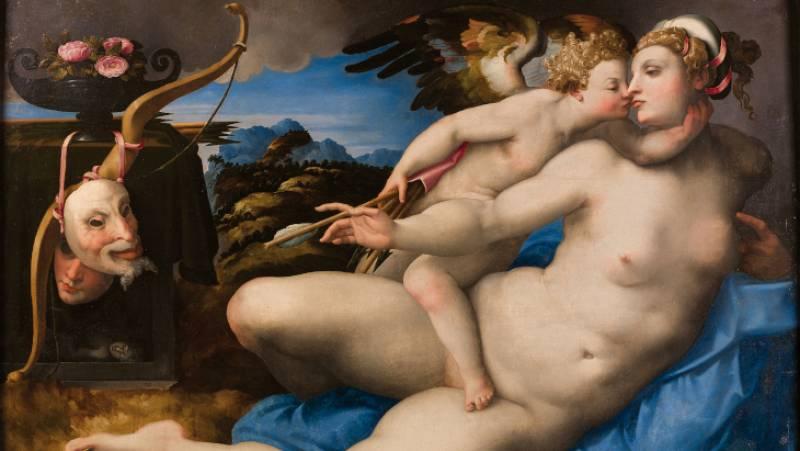 Punto de enlace - 'Pasiones mitológicas' en el Museo del Prado - 10/05/21 - escuchar ahora