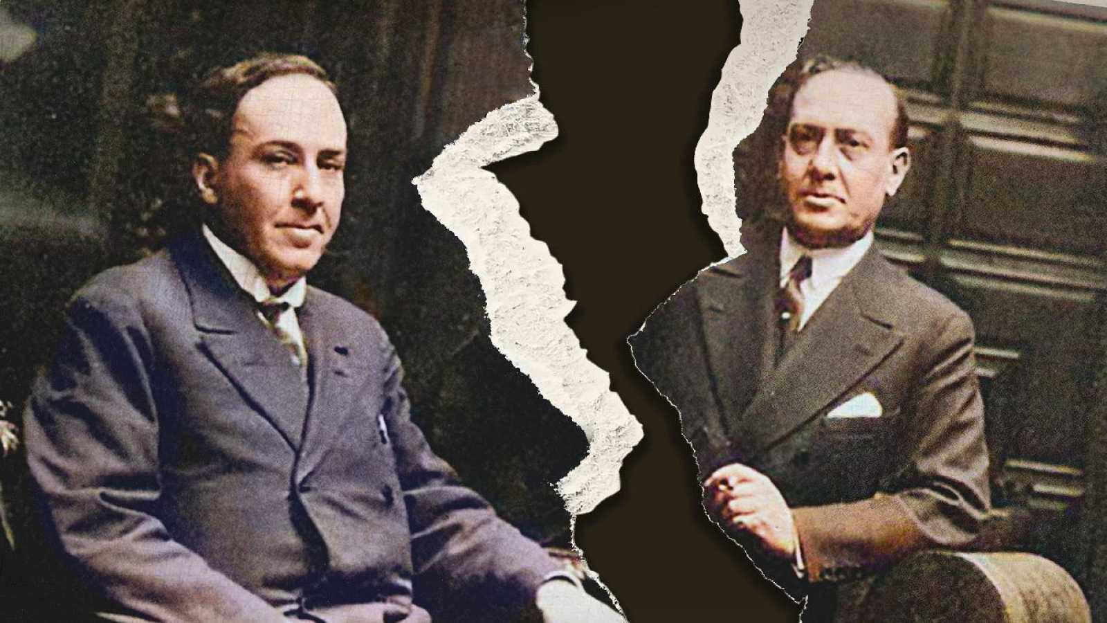 Punto de enlace - 'Los hermanos Machado' en Madrid - escuchar ahora