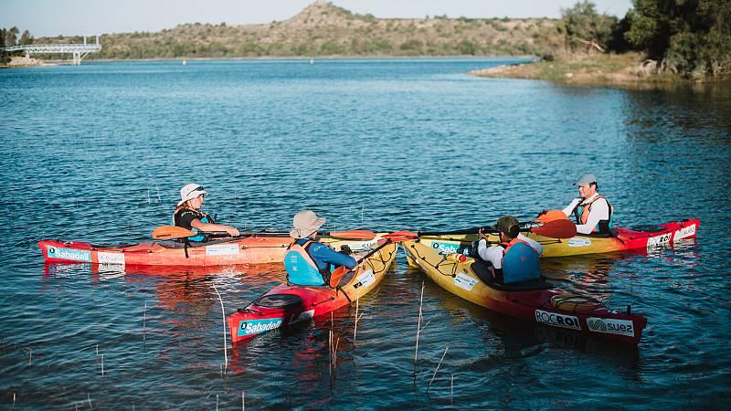 A golpe de bit - Reciclaje surcando el Ebro - 10/05/21 - escuchar ahora
