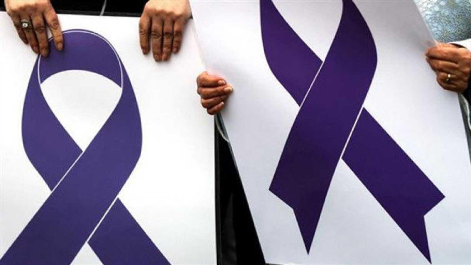 Concentración Sagunto última muerte violencia género - 10/05/21
